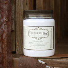 Southern Soap Company Laundry Soap